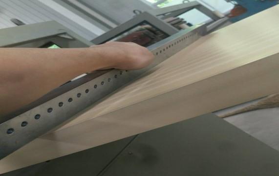 免打磨门板平整度为0.3mm