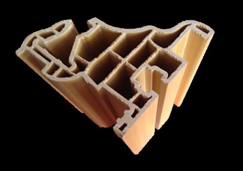 PVC木塑微发泡
